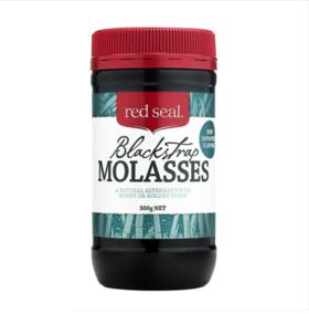 新西兰Red Seal 红印原味#蔓越莓#生姜味黑糖