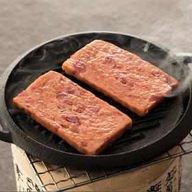 猪掌门网红火腿猪肉罐头 198g*3罐 肉含量≥90% 0香精 0色素少盐少料更健康