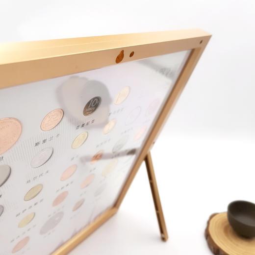 【硬币相框】丝路35国钱币珍藏套装 商品图2