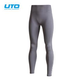 UTO悠途炫灵款女士运动健身紧身长裤瑜伽裤休闲裤