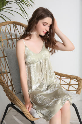 春夏新品吊带家居服;14130123