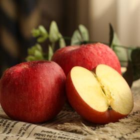 【陕西 • 洛川红富士】苹果中的爱马仕  一口爽脆 留香唇齿间 严选洛川产地