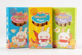 【【破耳兔】韩国进口鳕鱼肠75g*3盒三味一组