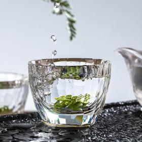 【春茶季】KANPURA水晶制 百家姓茶杯(定制款)