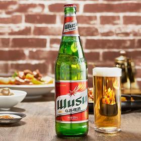 乌苏620ml*12瓶装啤酒【需冰镇请备注】