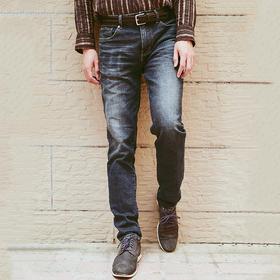 直筒舒适牛仔裤·春季新款 | 舒适、透气、不拘束,用平价穿上ck品质