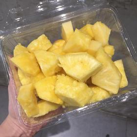 台湾嘉鎷凤梨 | 凤梨味浓郁,香甜,回味带微酸。