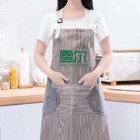 雪尔韩版围裙防水、油可擦手