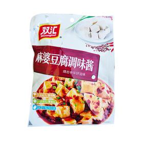 双汇 好有料调味料 麻婆豆腐调味酱120克家常豆腐佐料-866010
