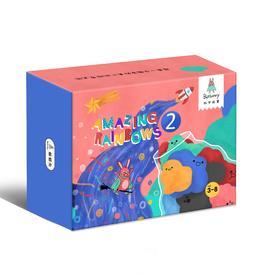 3岁+ 彩虹实验盒子系列 2,17个趣味科学小实验