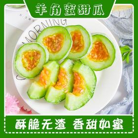 【精选】山东羊角蜜甜瓜 | 清甜多汁 现摘发货 皮薄脆嫩 |3-5斤装【应季蔬果】