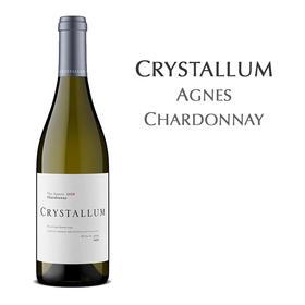 水碧琳艾格尼丝霞多丽白葡萄酒, 南非 开普南海岸 Crystallum Agnes Chardonnay , South Africa Cape South Coast
