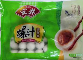 安井爆汁小鱼丸500g