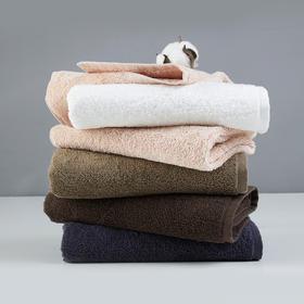 日式无印风纯棉素色高档毛巾,无印良品同款,新疆优质长绒棉材质。