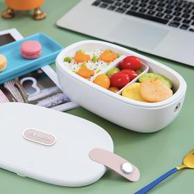 【上班族热饭神器】东菱午餐加热便携 便当盒 保温电热饭盒