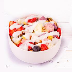 健康懒人早餐冻干酸奶燕麦片