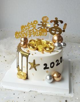 金币暴富蛋糕