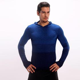 UTO悠途秋冬长袖运动服男女快干跑步外套户外运动防风跑步衣健身
