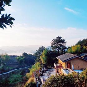 【囤货节】千岛湖•青溪山居民宿 自由行预售套餐
