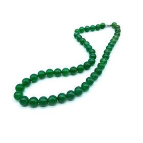 绿玉髓项链