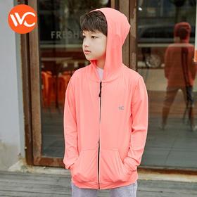 韩国VVC 儿童防晒衣夏季薄款