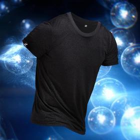 量橙蛋白速干制冷T恤,冰肤凉爽、透气抗jun,防蚊又防晒