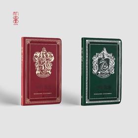 【译者、责编签名+特别版印章】哈利·波特学院笔记本