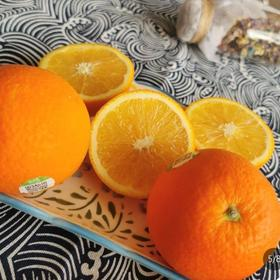 【半岛商城】农夫山泉橙 88规格 小果 6斤装25枚左右 省内包邮