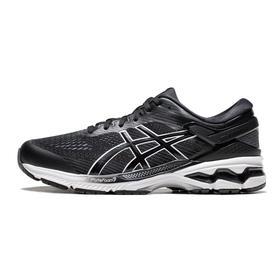 ASICS亚瑟士宽楦稳定支撑跑鞋GEL-KAYANO 26男运动鞋1011A542-001