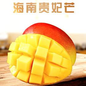 【精选】【顺丰包邮】海南贵妃芒  | 甜蜜多汁 软糯Q弹 营养丰富 | 5-9斤大果【应季蔬果】