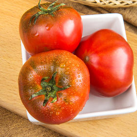 【精选】丹东草莓柿子铁皮柿子西红柿 | 酸甜可口 肉质鲜嫩 | 5斤装顺丰包邮【应季蔬果】