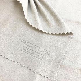 ROTUS眼镜防雾镜布 防起雾静电易清洁 可重复使用