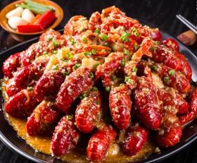 大碗厨大号小龙虾 活虾3斤送:热干面/份(油焖.蒜蓉.卤味)