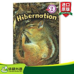 学乐英语分级读物 冬眠 英文原版 Scholastic Reader Level 2 Hibernation 英文版儿童幽默故事书 小学生课外阅读 进口原版书籍