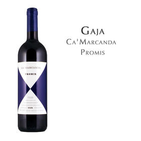 嘉雅酒庄许诺红葡萄酒 意大利 托斯卡纳 Gaja, Ca'Marcanda Promis Italy Toscana