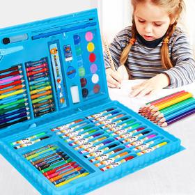 【为思礼】优赫 86色儿童玩具绘画工具套装