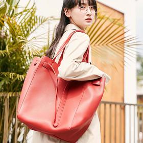 日本mars sharing托特包大水桶包大容量单肩购物袋