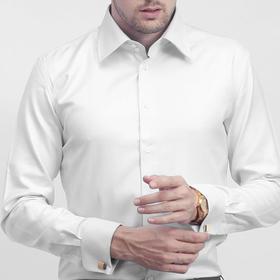 高唯 男士正装法式 英式衬衫 纯色/条纹 多款可选