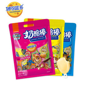妙可蓝多奶酪棒500g*2袋  儿童高钙奶酪零食