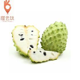 【整果】台湾进口释迦果 别名番荔枝 精选大果  一个