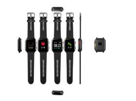 【黑科技】智能手环手表多功能人体发热在线监测定位移动管理远程监测器