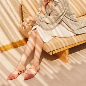 【为舒适而生】WAYNE FLEX 韦恩2020新款 凉拖 平底 夏天外穿绗缝 女 5047