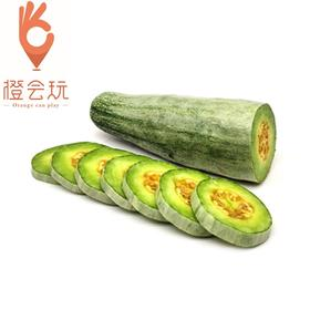 【整果】山东潍坊羊角蜜瓜