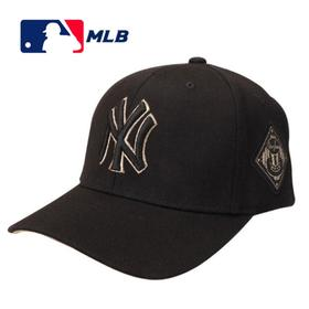 MLB美职棒棒球帽 黑色金边NY 32CP85541-50Q 均码