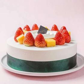 欢乐颂丨朵恬CAKE乳脂生日蛋糕丨新鲜现做丨奶香更浓郁