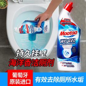 洁厕灵液宝洗厕所除臭马桶清洁尿垢清香家用实惠正品泡泡宝洁蓝