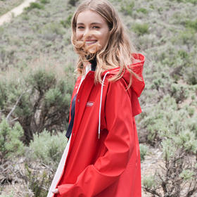 Joy Corn·雨衣│防风抗雨的外套,好看得让人盼下雨