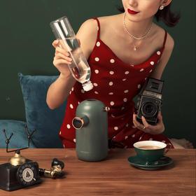 """顺丰直发,速抢【喝水有""""调""""】VISEN维尔逊便携式即热饮水机家用台式便携口袋热水机"""
