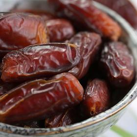 【沙特阿拉伯 • 椰枣】甜蜜可口 果大肉厚 充饥饱腹