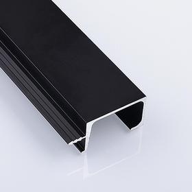 280022 G型铝材扣手(联系客服享受专属价)